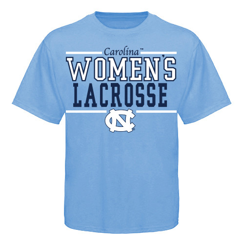 YOUTH Carolina Sport Between the Lines Tee -  WOMEN'S LACROSSE