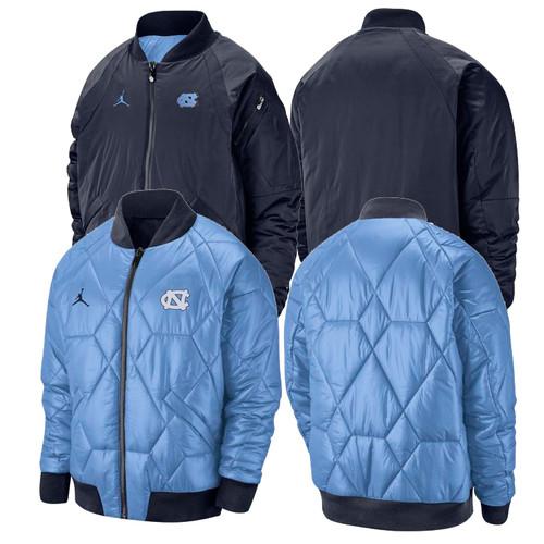 Nike Jumpman Carolina Bomber Reversible Jacket