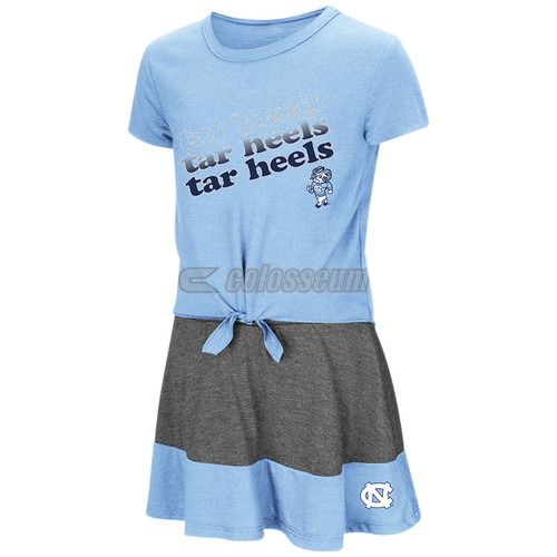 TODDLER Colosseum Tee and Skort Set - Tar Heels