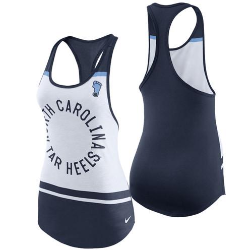 Women's Nike Carolina Dry Tank Circle
