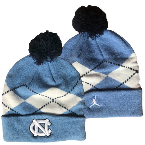 YOUTH Nike Argyle Cuffed Beanie