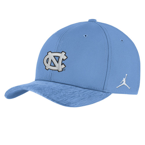 YOUTH Jordan Carolina Blue Sideline Hat