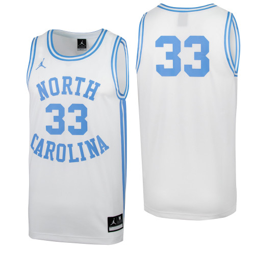 Nike Retro Basketball Jersey  - Charlie Scott White #33