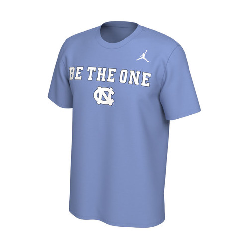 2019 Nike Carolina Football MANTRA Tee - Carolina Blue