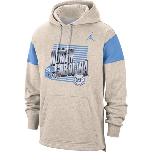Nike Carolina LOCAL Football Hoodie - Gray