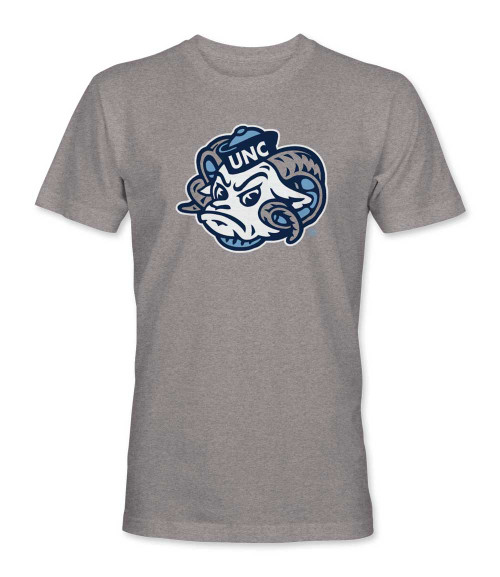 Rameses Face Only Tee Shirt - Sport Gray
