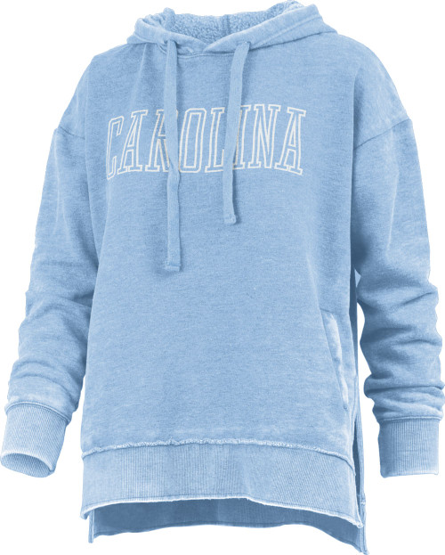 Ladies Pressbox Vintage Washed Fleece Hoodie - Marni