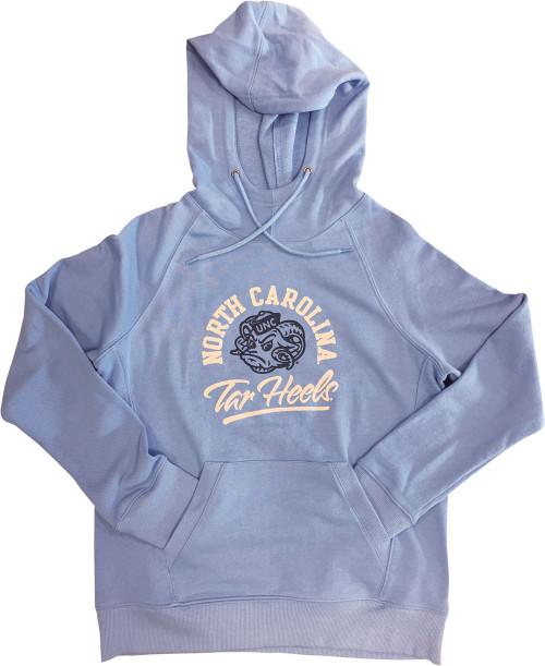 LADIES Champion University PullOver Hood 2.0 - Carolina Blue