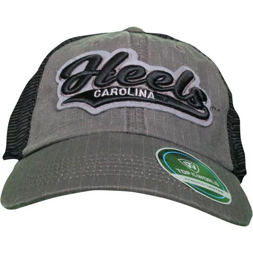 Top of the World Heels Carolina Trucker Hat - Anthracite