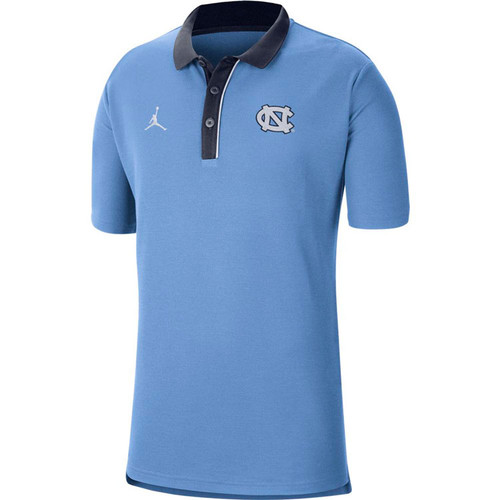 Nike Jordan Team Polo - Carolina Blue