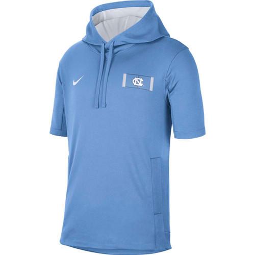 Nike Carolina Showout Short Sleeve Hood - Carolina Blue