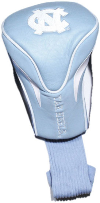 Carolina Blue UNC headcover with interlocking NC and lettering Tar Heels