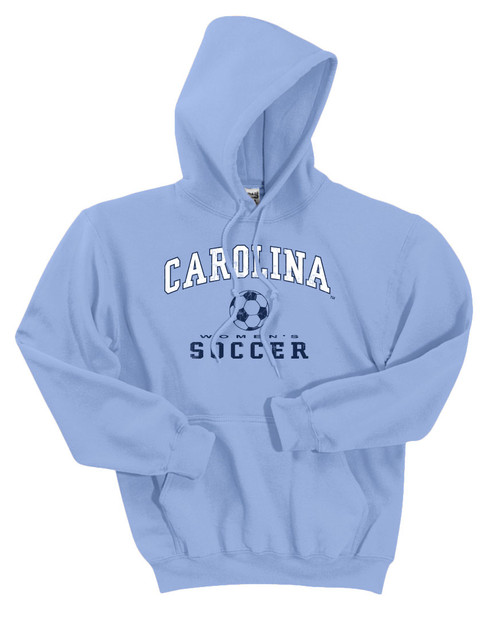 Carolina Faded Sport HOOD - Women's Soccer