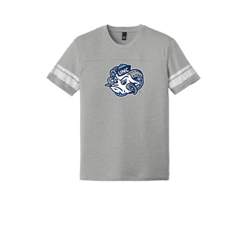 Carolina Game Tee - Rameses on Sport Gray
