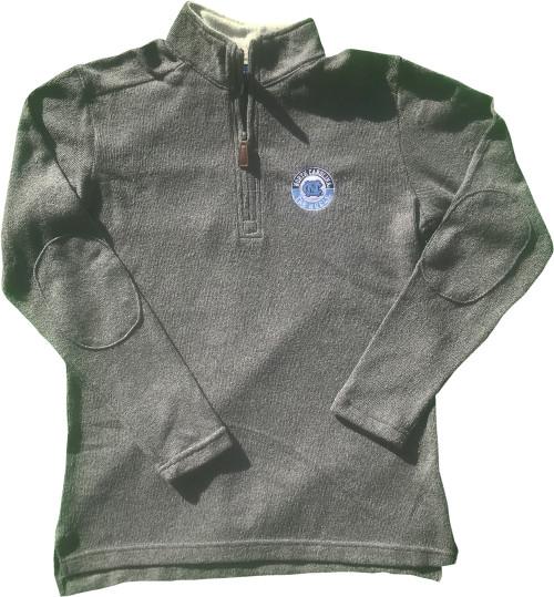 Gear Carolina Seaport 1/4 Zip - Charcoal
