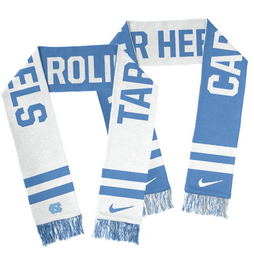 Carolina Nike Double Down Scarf - Carolina Tar Heels