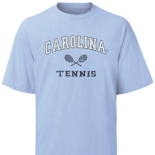 Carolina Faded Sport Tee Shirt - Tennis