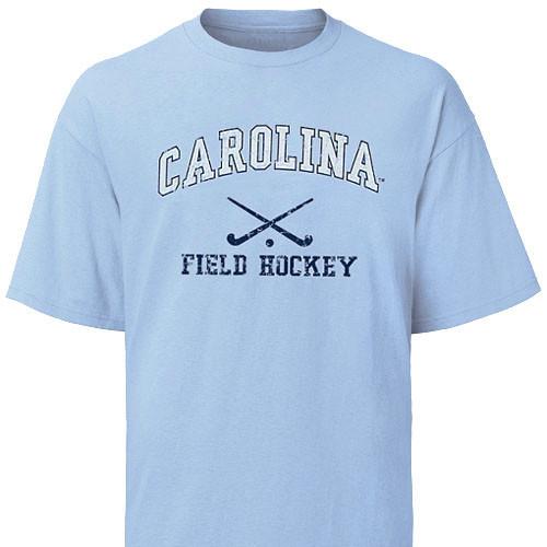 Carolina Faded Sport T-Shirt - Field Hockey