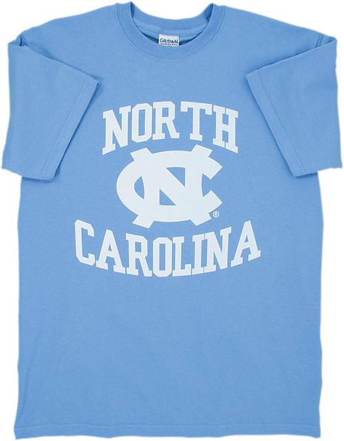 North Interlock NC Carolina Tee Shirt