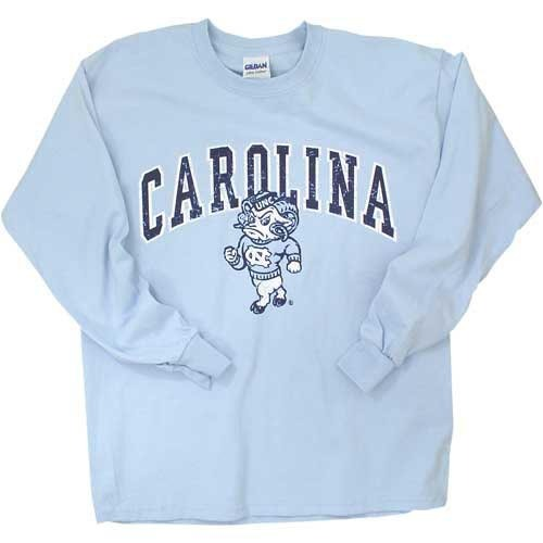Carolina YOUTH Strutting Ram Long Sleeve Tee