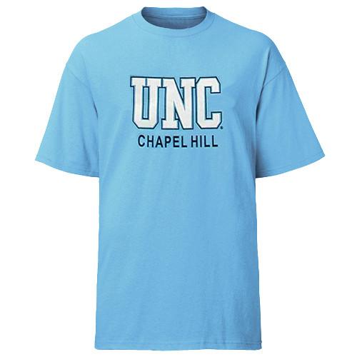 YOUTH UNC Chapel Hill Tee Shirt - Carolina Blue
