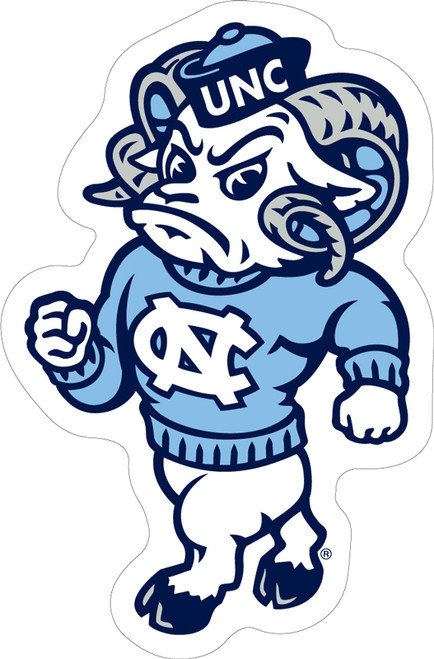Carolina DECAL - Strutting Rameses
