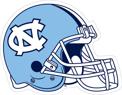 Carolina DECAL - Helmet