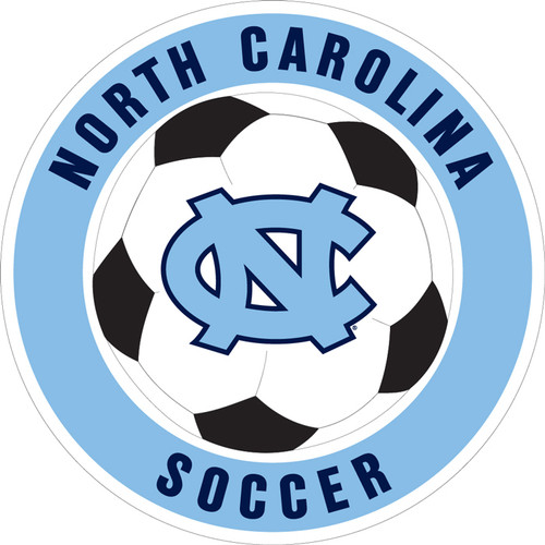 Carolina DECAL - Round Soccer