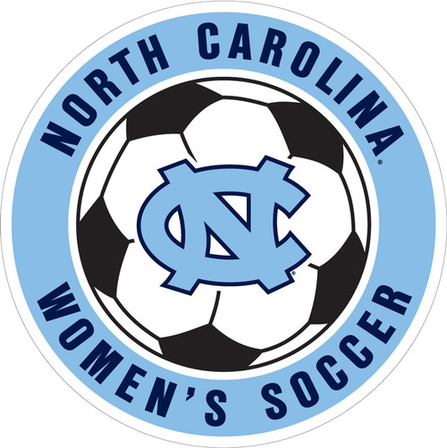 Carolina DECAL - Round Women's Soccer