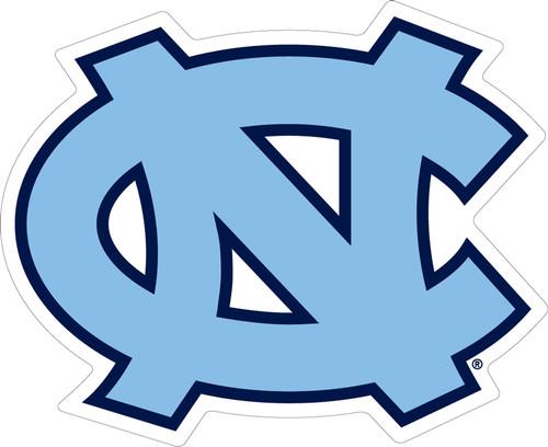 Carolina MAGNET - Interlocking NC - Carolina Blue