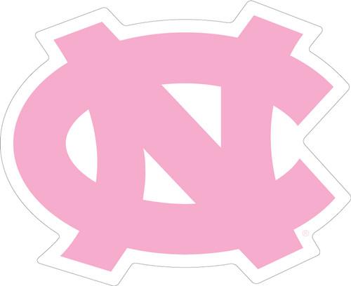 Carolina MAGNET - Interlocking NC Pink