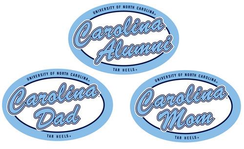 Carolina MAGNET - Oval Carolina
