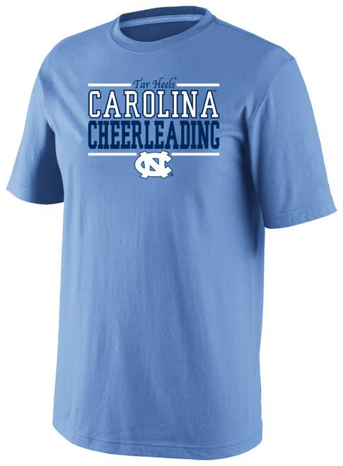 Carolina Sport Between the Lines Tee - Cheerleader