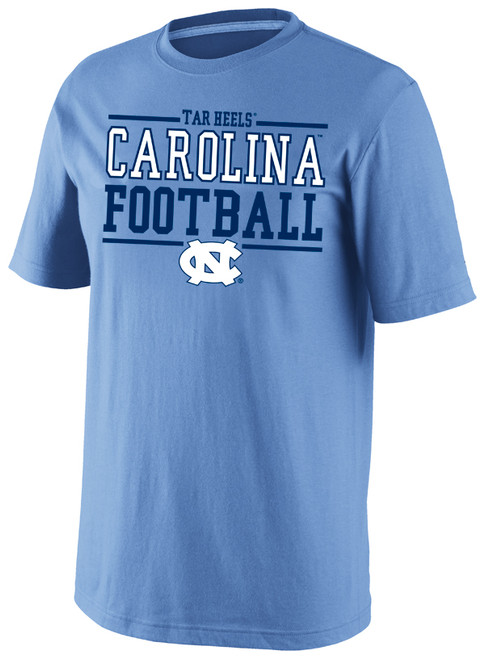 Carolina Sport Between the Lines Tee - Football