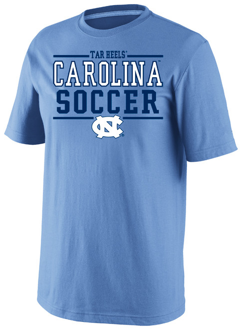 Carolina Sport Between the Lines Tee - Soccer