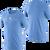 Nike Carolina Drifit Icon Word Tee - Football Carolina Blue
