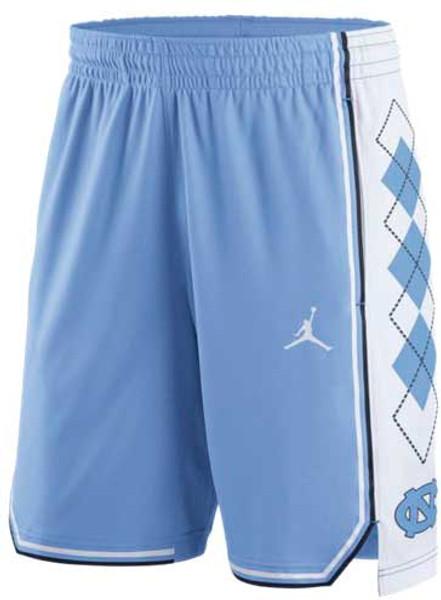 YOUTH Nike Replica Basketball Shorts - Carolina Blue