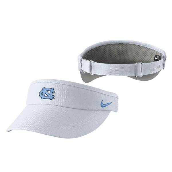 Nike Sideline DriFIT Visor - White