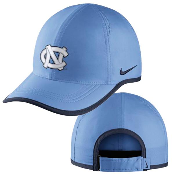 Nike Carolina Featherlight Hat - Carolina Blue