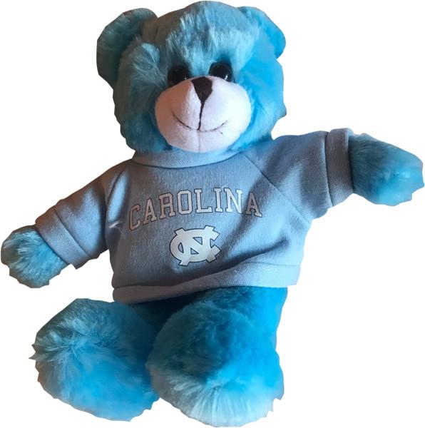 Plushland Carolina Bear - Blue 8 inch