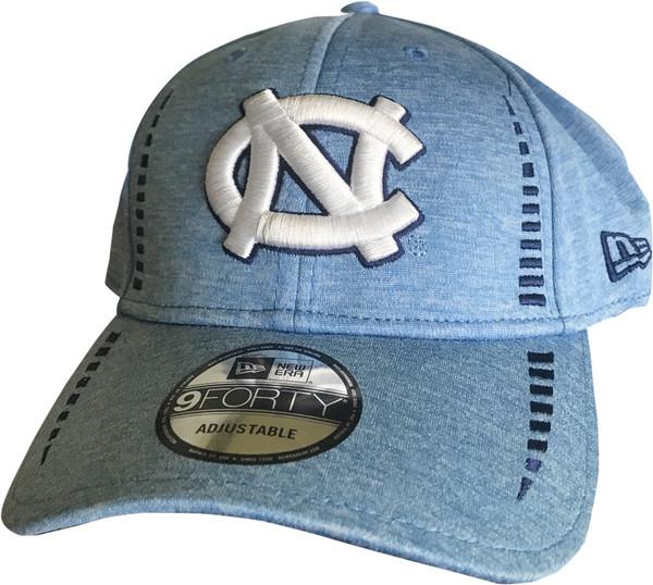 New Era Performance Hat - Speed Heathered Carolina Blue