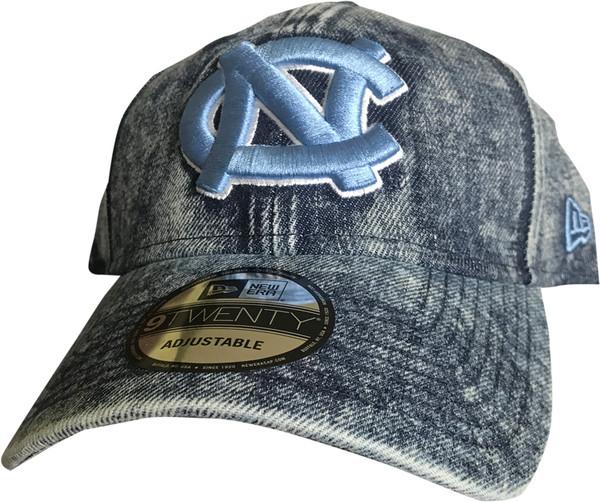 New Era Denim Dipped Hat - NC