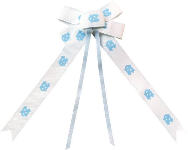 Aminco White Hair Clip-Repeating Blue NCs