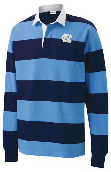 Carolina Rugby Long Sleeve Shirt - Left Chest NC