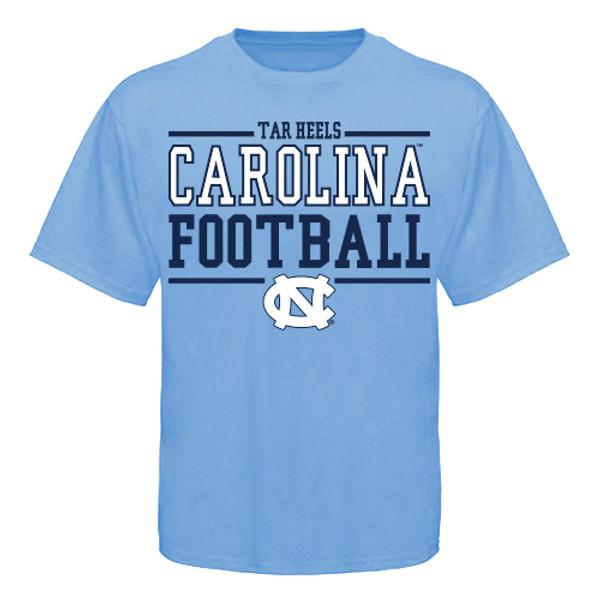 YOUTH Carolina Sport Between the Lines Tee - FOOTBALL