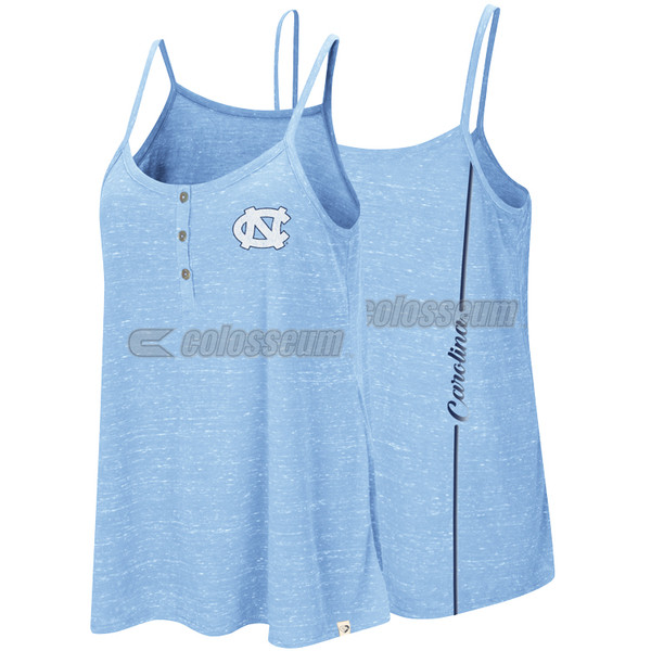 Ladies Colosseum Button Tank - Betty
