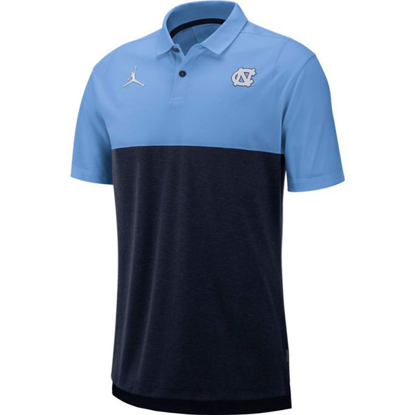 Nike Jordan Breathe Polo - Carolina Blue