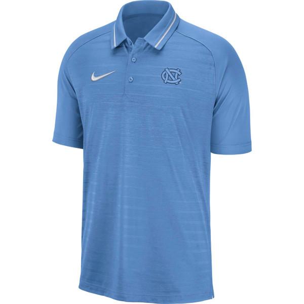 Nike Dri-FIT College Polo - Carolina Blue