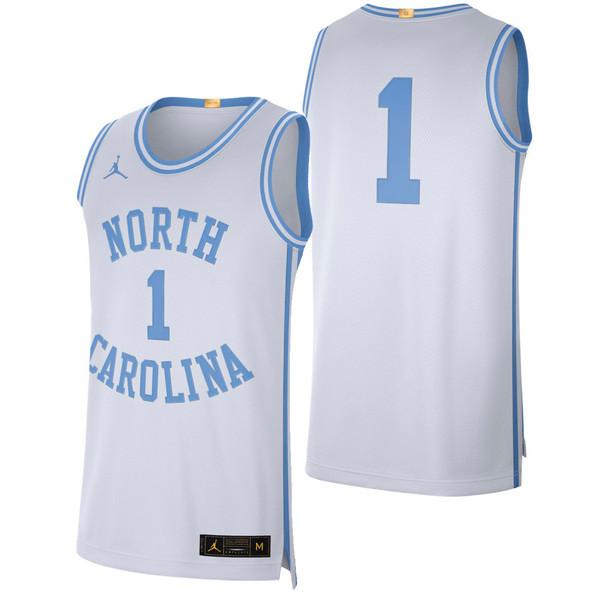 Nike Jordan Limited Retro Basketball Jersey - White #1