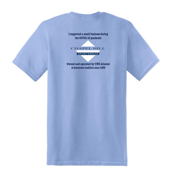 2020 Support Chapel Hill Sportswear  - Chapel Hill State Tee